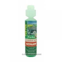 Oleje samochodowe - TURBO KONCENTRAT płynu do spryskiwacza 250ml (25L)
