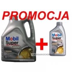 ! Mobil 3000 x1 (Synt S) 5W40 4L +1L