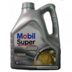 Mobil 3000 x1 (Synt S) 5W40 4L