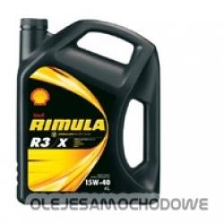 Olej silnikowy Shell RIMULA R3 X 15W40 20L