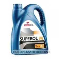 Superol Milvus  15W40 1L