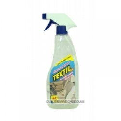 Oleje samochodowe - TEXTIL preparat do czyszczenia tapicerki 500ml