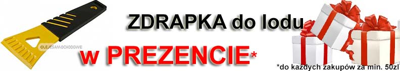 Zdrapka do lodu Gratis -