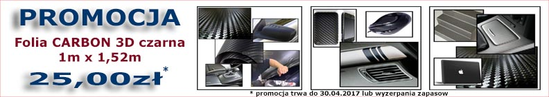 Folia carbon za 25zl
