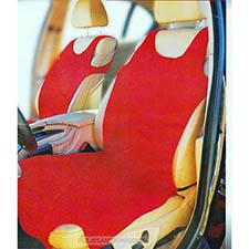 Autopodkoszulki samochodowe - 2szt. - czerwone