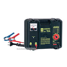 �adowarka 12V 15A do akumulator�w �elowych (prostownik)