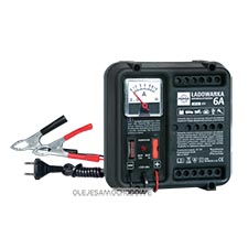 Ładowarka akumulatorów (prostownik) 12V 6A