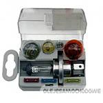 Zestaw �ar�wek z �ar�wk� H1 12V + bezpieczniki